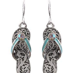 Jewelry - Flip Flop Earrings